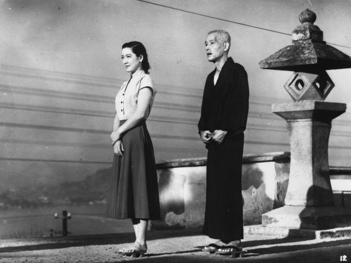 Voyage à Tokyo Yasujiro Ozu