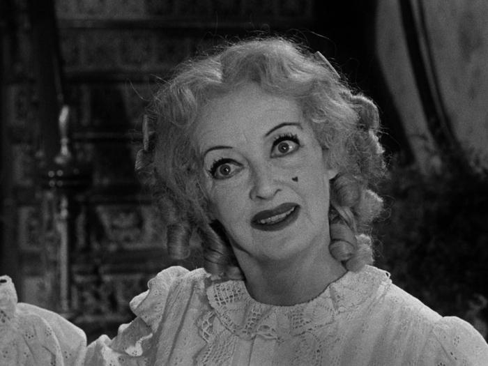 What Ever Happened to Baby Jane ? (Robert Aldrich, 1962)