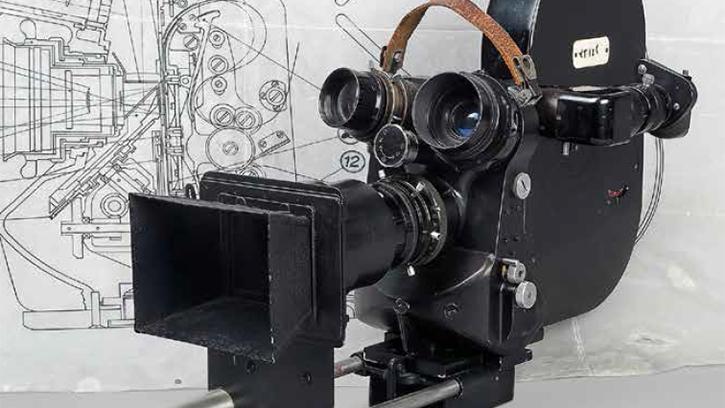 La machine cinéma. Conférence de Laurent Mannoni