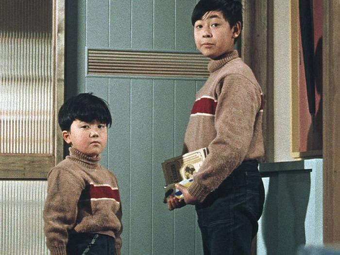 Bonjour de Yasujiro Ozu