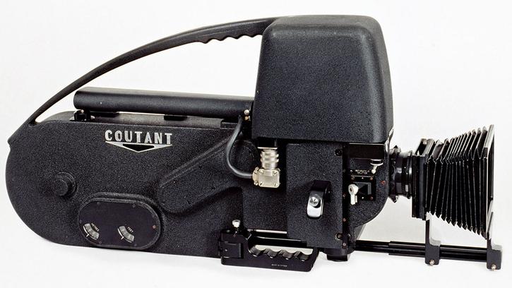 André Coutant, le bon génie technique de la Nouvelle Vague et du cinéma-vérité. Conférence de Laurent Mannoni et Bruno Coutant