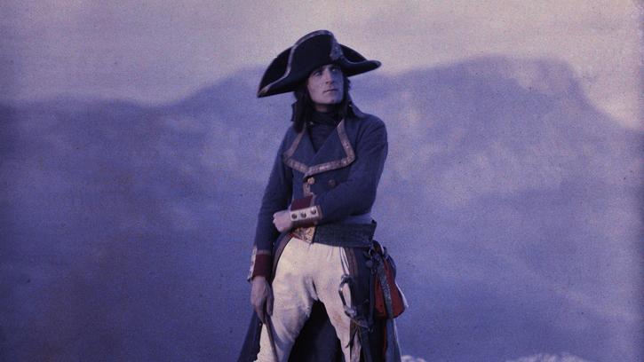 L'Invention d'une restauration: le «Napoléon» d'Abel Gance. Conférence de Georges Mourier