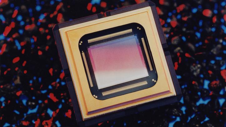 Histoire de la projection numérique: le prototype Texas Instruments Mark V (1999). Conférence de Philippe Binant