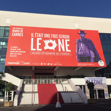 Expo Leone à Cannes
