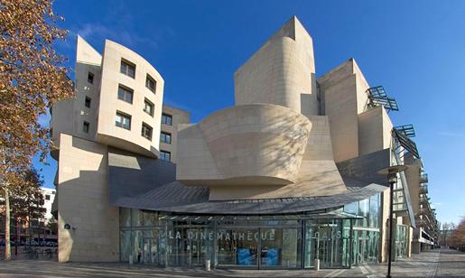 Balade architecturale