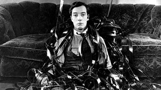 Burlesques, du muet au parlant (Buster Keaton)