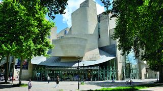 Le bâtiment de Frank Gehry