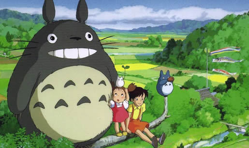 Totoro pages groupes