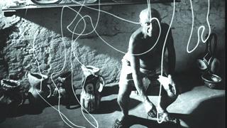 Visite guidée Clouzot (Le Mystère Picasso)