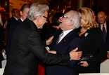 Harvey Keitel et Martin Scorsese
