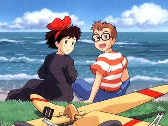 Kiki la petite sorcière (Hayao Miyazaki, 1989)