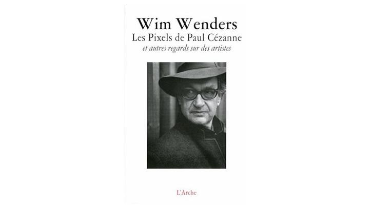 Séance de signature par Wim Wenders