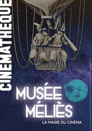 Affiche Musée Méliès