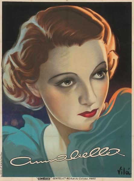 Affiche d'Annabella