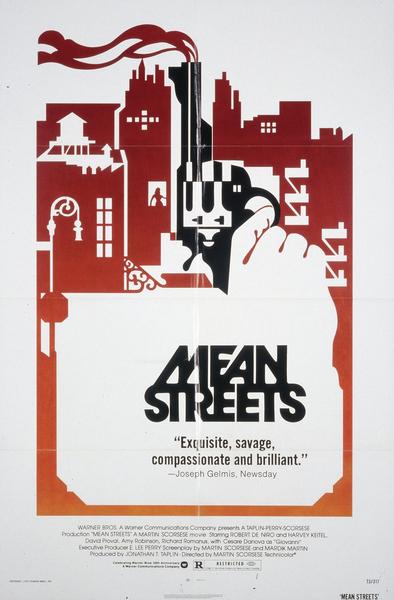 Affiche de Mean Streets