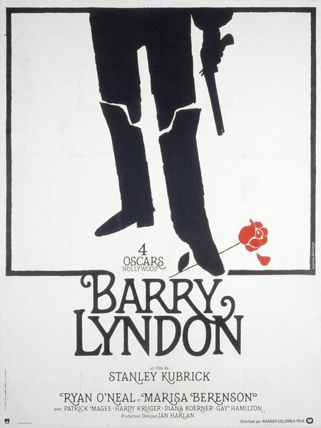 Affiche française de Barry Lyndon