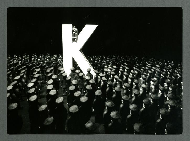 Buster Keaton et les cops
