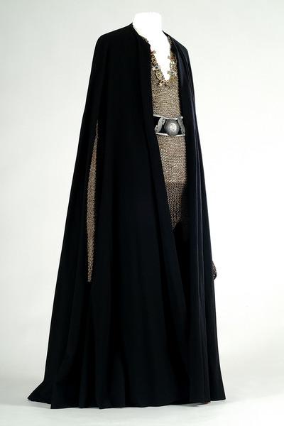Costume Ivan Le Terrible porté par Nikolai Tcherkassov