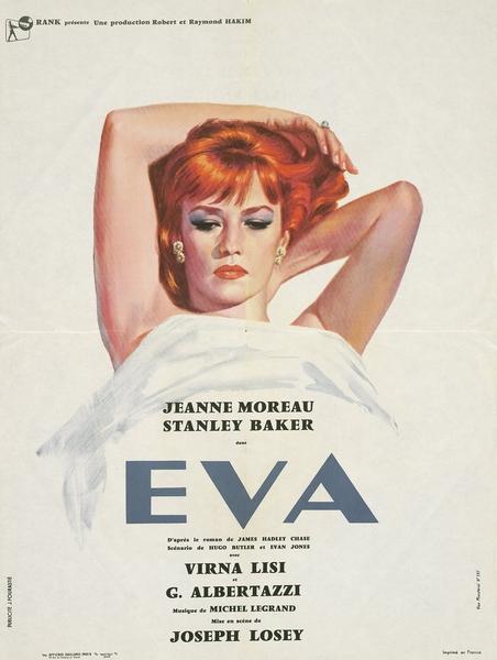 Eva Losey Affiche