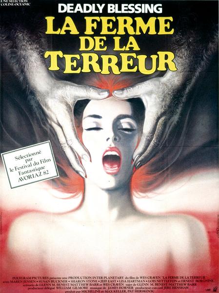 La Ferme de la terreur (Deadly Blessing), Wes Craven, 1981
