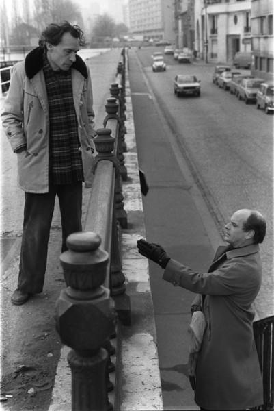 Le Pont du nord (Jacques Rivette) - Photographie de tournage de Catherine Faux