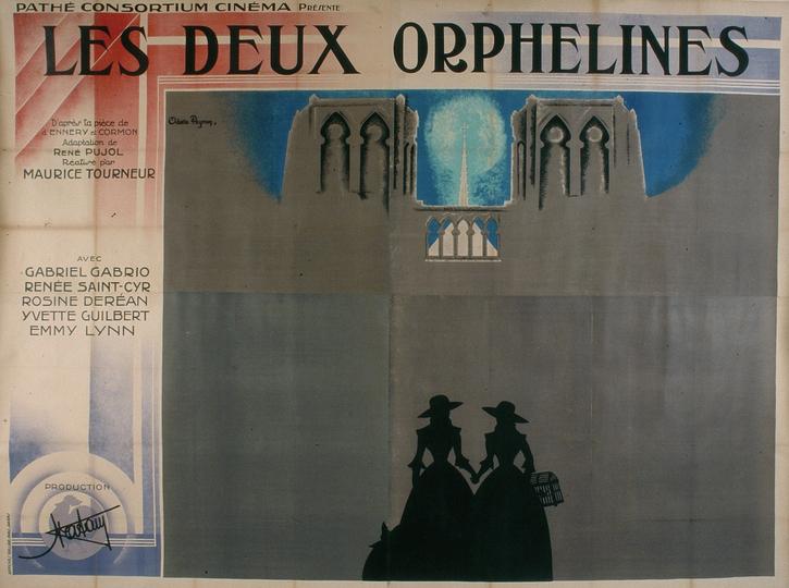 Les Deux orphelines (Maurice Tourneur)