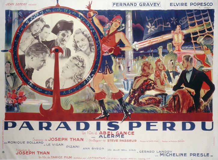 Paradis Perdu (Abel Gance)