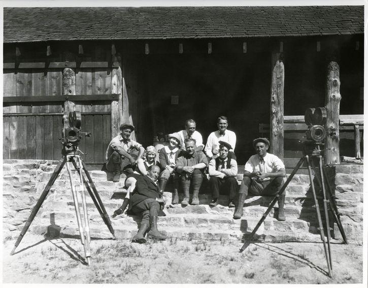 Photo de tournage de Malec aéronaute