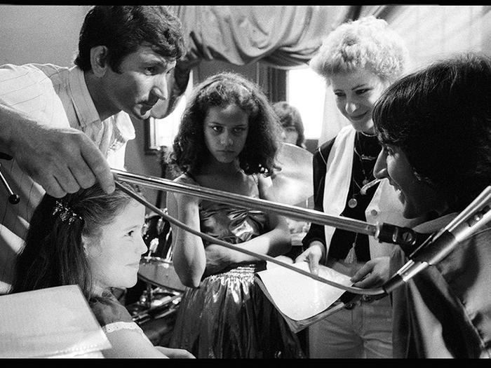 Photo de tournage de « Nice, à propos de Jean Vigo »