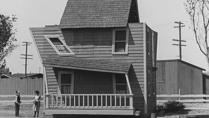 Séance à remonter le temps : construis ta maison