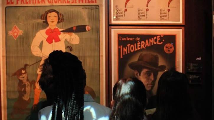 Visite-atelier : A la découverte des affiches