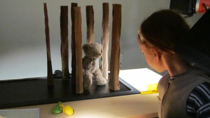 Visite-atelier : filmer l'émotion (pour les 6-10 ans)