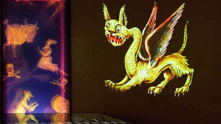 Atelier Monstres de lanterne magique (3-6 ans, en famille)