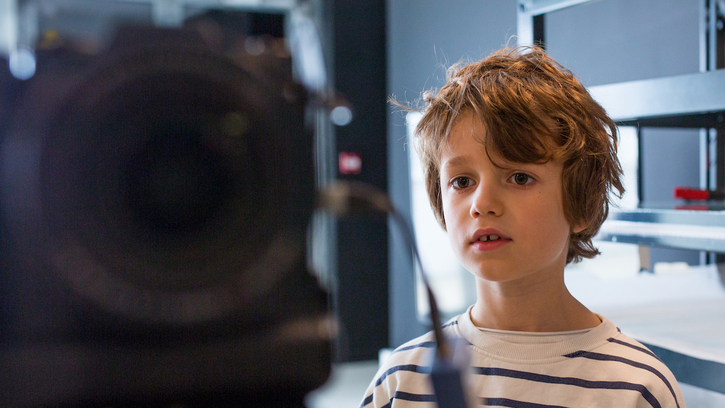 Les petits cinéastes (8-11 ans) - cycle de 30 ateliers d'animation à l'année