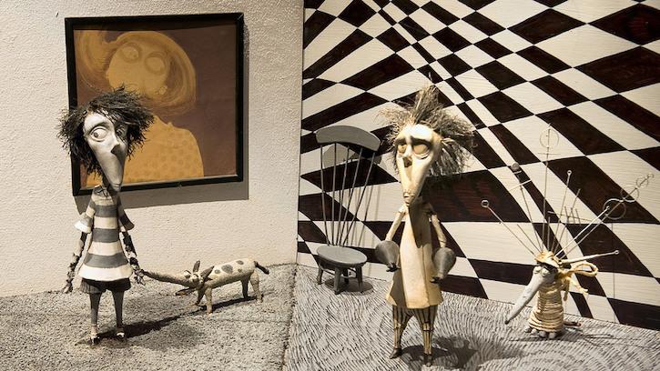 Atelier Stop Motion à la Tim Burton (12-14 ans)