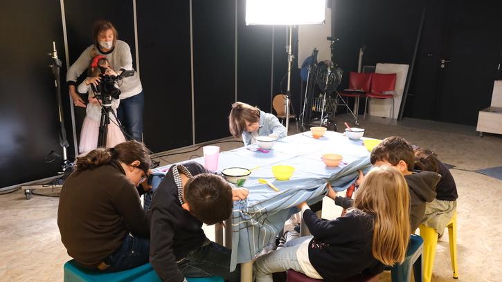 Atelier Un repas agité (9-11 ans)