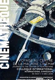 Bible colloque La Machine cinéma 2016