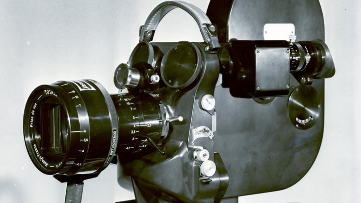 CinemaScope, DyaliScope, FranScope: l'aventure du Scope français dans les années 1950 et 1960. Conférence d'Olivier Rousseau