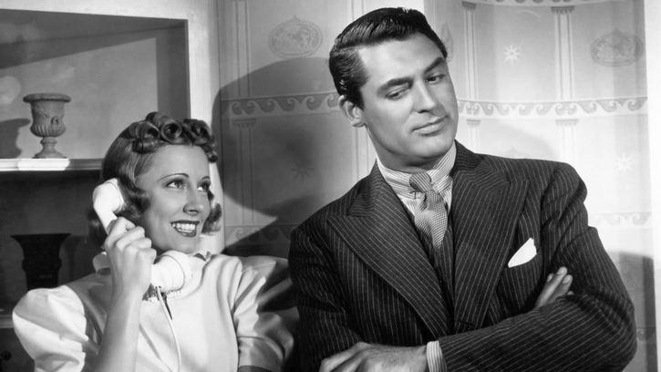 Cary Grant: naissance de l'élégance comique. Conférence de Charlotte Garson