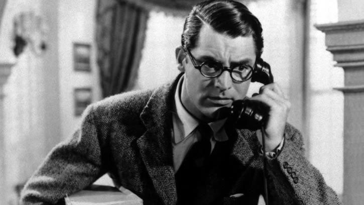 Cary Grant: homme, femme et enfant