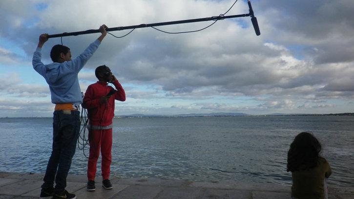 Au loin s'en vont les nuages, les enfants du monde filment le climat : 5
