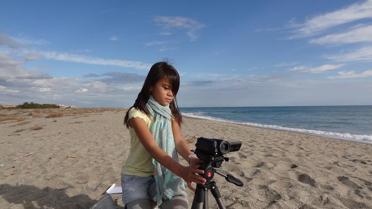 Au loin s'en vont les nuages, les enfants du monde filment le climat : 6