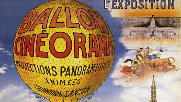 Journée d'études (après-midi). Cinéma 1900 : Magie & technologie
