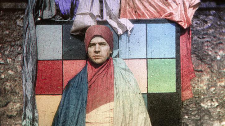À la recherche de la couleur perdue: le procédé Keller-Dorian-Berthon sur film lenticulaire. Conférence de François Ede