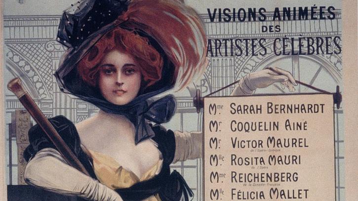 Journée d'études (matinée). Cinéma 1900 : Magie & technologie