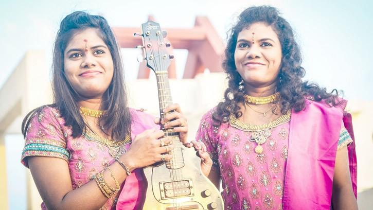 Concert des Mandolin Sisters