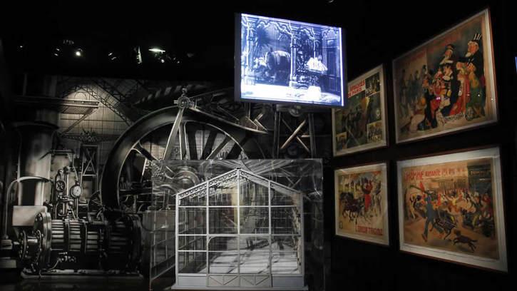 Stage des vacances (3 jours) : l'extraordinaire voyage au Musée du cinéma