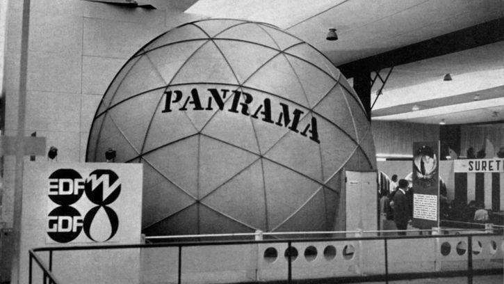 L'écran total : histoire du Panrama et autres concepts immersifs. Conférence d'Hubert Corbin, John Felton, Frédéric Jaulmes, Simon Jaulmes et Laurent Mannoni