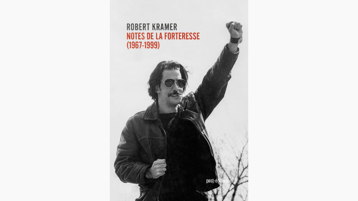 Signature de « Robert Kramer Notes de la forteresse » par Cyril Béghin