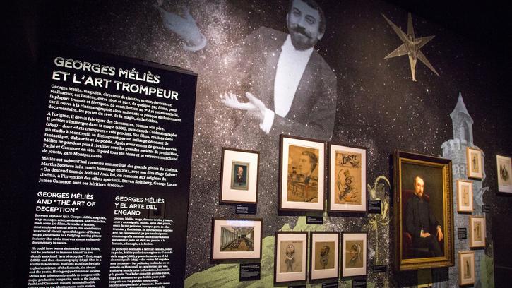 Visite guidée du Musée Méliès